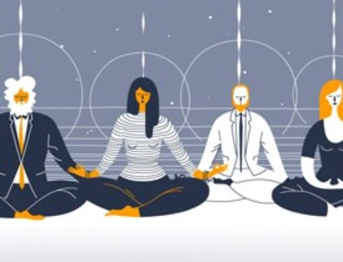When wellbeing enters the company: Lincotek encourages workers to meditate